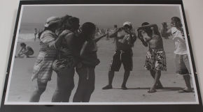 Artist: Ira Rubin Black and White Photography 16x20in $100